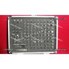 Straus ST/CSD-047A Akús Csavarbehajtó 4,8V + 104 Bitfej készlet