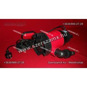 STDWP750-854A Szennyvíz Szivattyú 2000W Úszókapcsolós