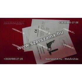 Straus ST/ID13-358 Ütvefúró 900W 13mm