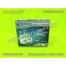 Straus ST/MACP-43B AirBrush Kompresszor