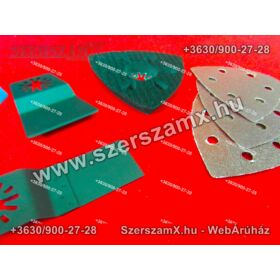 Straus ST/MF-AC0401 Kiegészítő szett multi szerszámhoz