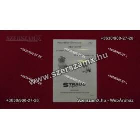 Straus ST/PWP1200M-124 Házi Vízellátó 1200W INOX