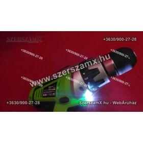 Straus ST/CDD-10EL Lithium-ION Dupla Akús Fúrógép 18V 2-sebesség