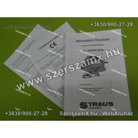 Straus St/JS1050-65L Dekopírfűrész 1050W 65mm Lézeres