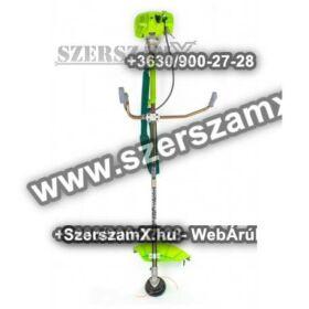 Versus Benzinmotoros Fűkasza 52cm3 / 4,4Lóerő