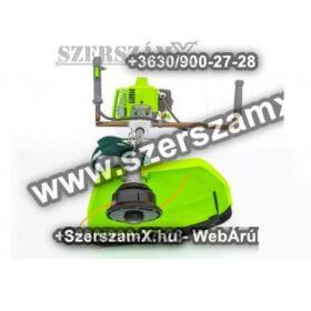 Versus,  Benzinmotoros,  Fűkasza, 63cm3 /,  4,6Lóerő , Bozótvágó ,