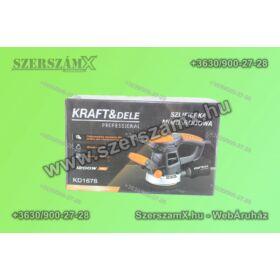 KraftDele KD1678 Ex-Csiszoló 1200W