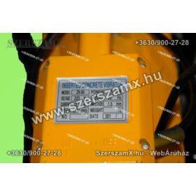 Haina H-ZN-90 Betonvibrátor 2500W + 6méter szár