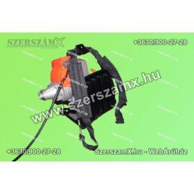 Haina H-ZHB-132 Benzines Háti Betonvibrátor 3,5LE + 6méter szár