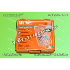Möller MR70537 Torx Dugókulcs készlet 14-részes