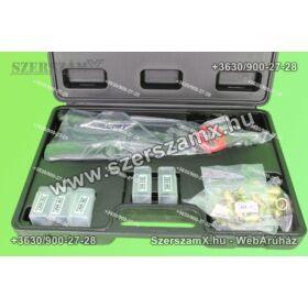 Silver SL10563 Kézi Popszegecshúzó Készlet