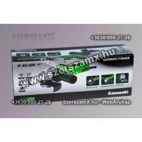 Kawasaki K-AG 600 Sarokcsiszoló 600W