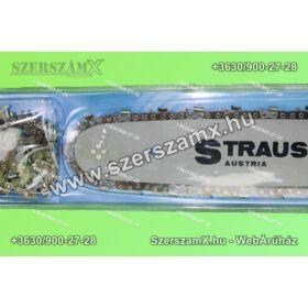 """Straus ST/HT-0378 Láncvezető és Lánc szett 14"""" 3,25"""" 58szem"""