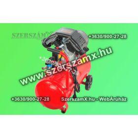 KraftDele KD1479 2-Hengeres Kompresszor 50Liter 2200W