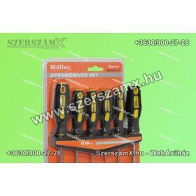 Möller MR60335 Speciális Csavarhúzó készlet 6db-os