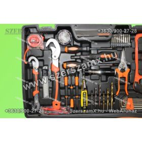 Haina HN1030 Fúrógép + Szerszámkészlet 216-részes
