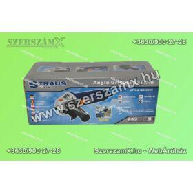 Straus ST/AG-125-0960 Sarokcsiszoló 125mm 960W