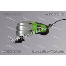 Straus multifunkciós vágó és deltacsiszoló MF-CS0402  1450W