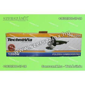 TechnoVia TPO-1200 Polirozó 1200W