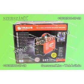Straus ST/WD-211IV Inverteres AWI Hegesztő 250A TIG/MMA