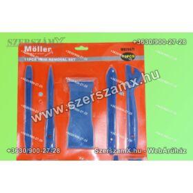 Möller MR70571 Kárpit patent leszedő készlet 11-részes