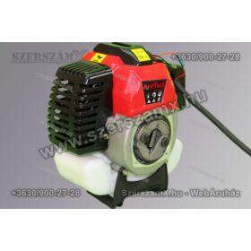 KrafTech Benzinmotoros Bozótvágó RQ580 5,5Lóerő 6-Tartózékkal