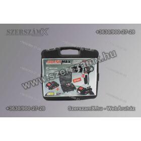 JoustMax JST21011 Lithium-ION Dupla Akús Fúrógép 20V 2-sebesség