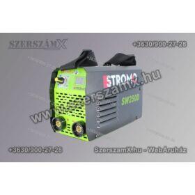 Stromo SW250D Inverteres Hegesztőgép 250A Digitális