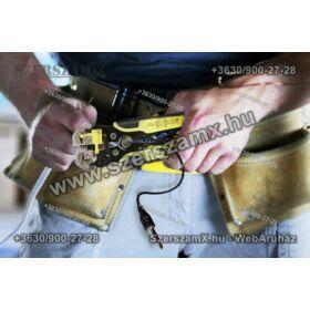 Haina HM6265 Kézi Automata Blankoló Krimpelő fogó 210mm