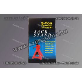 Jack HM6219 Emelőbak Párban 3 Tonnás