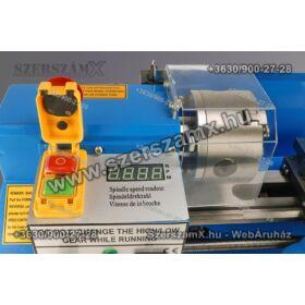 Straus ST/ML-550 Mini Fémeszterga 550W 300mm
