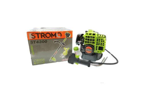 Stromo ST4300 Benzines Fűkasza 5,5Lóerős 52ccm 3in1 - Szerszám Szerszam Szerszámok Szerszamok Barkacs Barkács Fűkasza Láncfűrész Bozótvágó Kertészet Gép Hegesztő Hegesztéstechnika