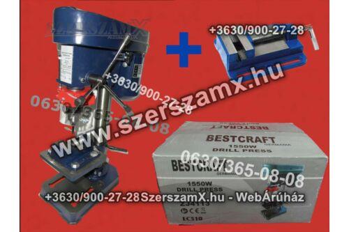 Haina HN1701.13 Oszlopos Fúrógép 1550W 13mm + Satu