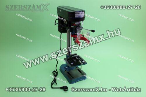 HN1701.13 Oszlopos Fúrógép 1550W 13mm + Satu