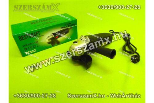 BestCraft EC522 Sarokcsiszoló 125mm