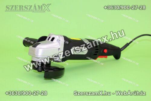 BestCraft EC530 Sarokcsiszoló 125mm 1000W