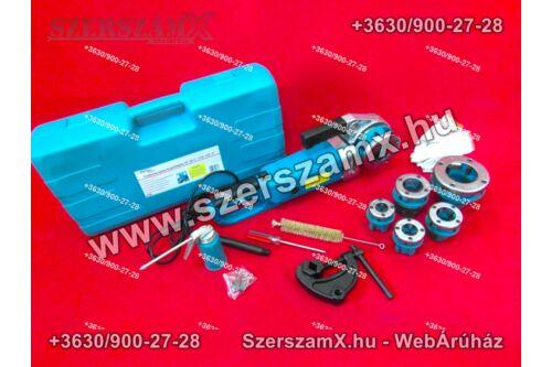JoustMax JST-76001 Elektromos Csőmenetmetsző 2800W 6db fej
