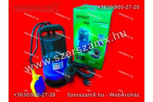 EC751 Szennyvíz Szivattyú 2000W Úszókapcsolós