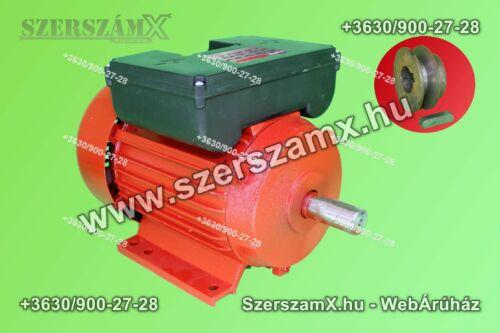VH25-1500 Villanymotor 2,5kW 220V-50Hz 1500/min