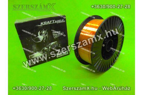 KraftDele KD1150 Co2 Hegesztő Huzal 15kg 0,8mm