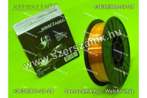 KraftDele Kd1152 Co2 Hegesztő Huzal 5kg 1,0mm