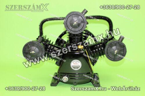 KraftDele KD1405 3-Hengeres Kompresszor 3x65mm - Szerszám Szerszam Szerszámok Szerszamok Barkacs Barkács Fűkasza Láncfűrész Bozótvágó Kertészet Gép Hegesztő Hegesztéstechnika