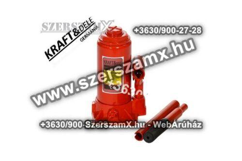 KraftDele KD393 Hidraulikus 12-Tonnás Emelő - Szerszám Szerszam Szerszámok Szerszamok Barkacs Barkács Fűkasza Láncfűrész Bozótvágó Kertészet Gép Hegesztő Hegesztéstechnika