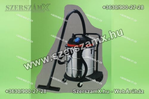 KraftDele KD485 Ipari Porszívó 1500W 50L