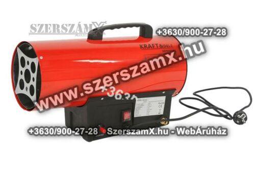 KraftDele KD705 PB-gázos Hölégfúvó 50kW