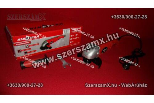 Kinstorm KS/AG 0927-910 Sarokcsiszoló 115mm 910W