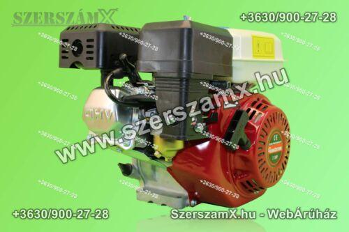 EuroStar ES7.5HP-M58 7,5Lóerő Benzines Motor 192ccm 4ütemű +ékszíjtárcsa - Szerszám Szerszam Szerszámok Szerszamok Barkacs Barkács Fűkasza Láncfűrész Bozótvágó Kertészet Gép Hegesztő Hegesztéstechnika
