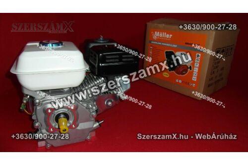 Möller MR-GE-6503 6,5Lóerő Benzines Motor 192ccm 4ütemű - Szerszám Szerszam Szerszámok Szerszamok Barkacs Barkács Fűkasza Láncfűrész Bozótvágó Kertészet Gép Hegesztő Hegesztéstechnika