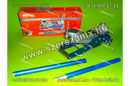 Möller MR60609B Krokodil Autóemelő 1,5T Alumínium