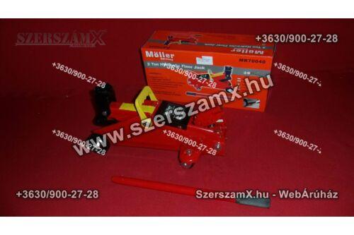 Möller MR70040 Krokodil Autóemelő 2T
